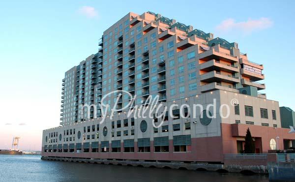 Dockside Condos and Apartments in Philadelphia